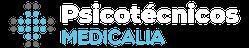 Psicotécnico Fuenlabrada Medicalia 10% Dto Logo